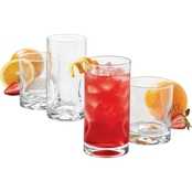 Libbey Glass 16-pc. Impressions Set