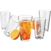 Libbey Glass 16-pc. Hoops Set