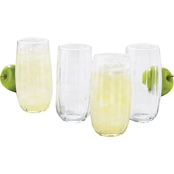 Libbey Glass 8-pc. Samba Cooler Set