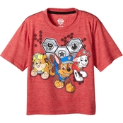 Nickelodeon Little Boys PAW Patrol Tee