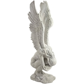 Design Toscano Remembrance and Redemption Angel Sculpture
