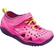Crocs Girls Swiftwater Play Shoes