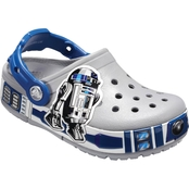 Crocs Toddler Boys R2D2 Lighted Clogs