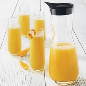 Libbey 6 pc. Mimosa Brunch Glass Set