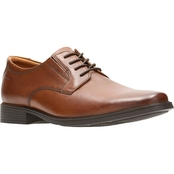 Clarks Tilden Plain Toe Oxford Shoes