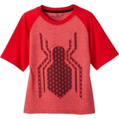 Marvel Little Boys Spider-Man Tee
