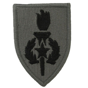 Army Unit Patch SGT MAJ ACDMY