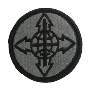 Army Unit Patch Total Personnel Agency