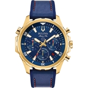 Bulova Men's Marine Star Chronograph Watch