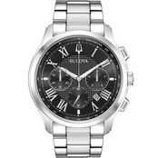 Bulova Men's Classic Wilton Collection Watch 46mm 96B288