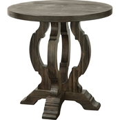 Coast to Coast Accents Orchard Park Round Accent Table