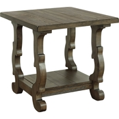 Coast to Coast Accents Orchard Park End Table