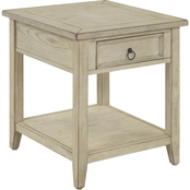Coast to Coast Accents Summerville 1 Drawer End Table