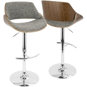 LumiSource Fabrizzi Barstool