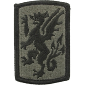 Army Unit Patch 415th Chemical Brigade (UCP)