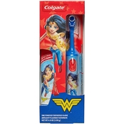 Colgate Wonder Woman Toothbrush/Toothpaste 2 pc. Set