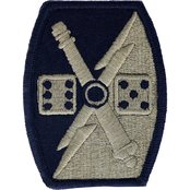 Army Unit Patch 65th Fires Brigade Velcro (OCP)