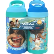 Zak Moana 16 oz. Water Bottle 2 pc.