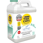 Tidy Cats Lightweight Free and Clean 8.5 lb. Litter