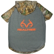 Pets First Realtree Hooded Tee