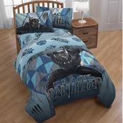 Marvel Black Panther Twin Comforter