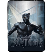 Marvel Black Panther Twin Blanket