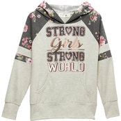 Beautees Girls Strong Girls Hoodie