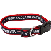 Pets First NFL New England Patriots Collar