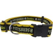 Pets First NFL Pittsburgh Steelers Collar