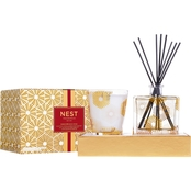 NEST Fragrances Birchwood Pine Candle & Reed Diffuser Set