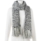 New York Accessory Marled Knit Scarf