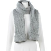 New York Accessory Cuffed Winter Scarf