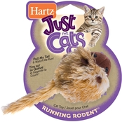 Hartz Just For Cats Running Rodent
