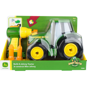 Tomy Build A Johnny Tractor Toy