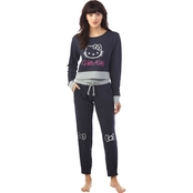 Hello Kitty Crop Jogger Set