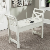 Signature Design by Ashley Heron Ridge Accent Bench
