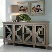 Signature Design by Ashley Fossil Ridge 4 Door Accent Cabinet