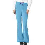 Carhartt Plus Size Flat Front Flare Long Pants