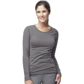 Carhartt Plus Size Burn Out Jersey Top