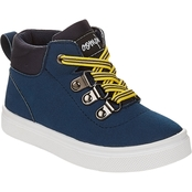 Oomphies Grade School Boys Hudson High Top Shoes