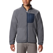 Columbia Rugged Ridge Sherpa Fleece Top