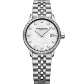 Raymond Weil Women's Freelancer Quartz Watch 29mm 5629STS