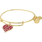 Alex and Ani Fall in Love Color Infusion Charm Bangle Bracelet