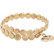 Alex and Ani Coin Wrap Bracelet