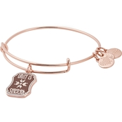 Alex and Ani Unity is Strength Charm Bangle Bracelet
