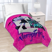 Disney Vampirina Twin Blanket