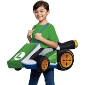 Disguise Ltd. Kids Super Mario Bros. Kart Costume