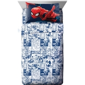 Marvel Avengers Battlefront 3 pc. Twin Sheet Set