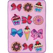 Nickelodeon JoJo Dreams Twin Blanket