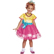 Disguise Ltd. Girls Fancy Nancy Classic Costume Small